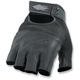 Mens Graphite Gloves Perforated