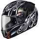 Black/Anthracite/Silver RKT-Prime Rampage Helmet