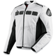 Mens Accelerant Perforated White  Jacket