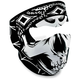Lethal Threat Gangster Full Face Mask - WNFMLT06