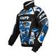 Blue Sabotage Helix Jacket