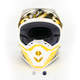 Yellow Strike Octane Helmet