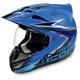 Blue Variant Salvo Helmet