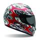 Red Arrow Shocker Helmet - Convertible To Snow