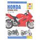 Honda VFR800 Repair Manual - 4196