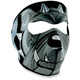 Lethal Threat Bulldog Full Face Mask - WNFMLT07