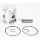 Pro-Lite Piston Assembly - 66.4mm Bore - 799M06640