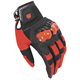 Red/Black Mach 6.0 Gloves
