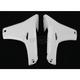 White Lower Radiator Shrouds - 2171780002