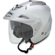 FX-50 Silver Helmet