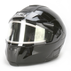 Black IS-MAX BTSN Helmet w/Electric Shield