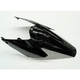 Black Rear Fender w/Attached Side Panels - 2040550001