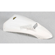 White ATV Custom Scooped Hood - 51001
