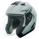 Swap Matte Silver VG-1000 Helmet