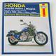 Motorcycle Repair Manual - 820