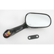 Black OEM Oval-Style Replacement Mirror - 20-87081