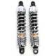 Chrome Heavy Duty 444 Series Shocks - 140/200 Spring Rate (lbs/in) - 444-4057C