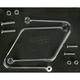 Saddlebag Support Brackets - 02-6160