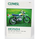 Honda Repair Manual - M315