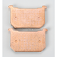 Double-H Sintered Metal Brake Pads - FA68HH