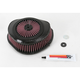 Factory-Style Washable/High Flow Air Filter - HA-2505XD