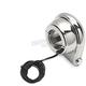 Ness-Tech Radius Single Cable Throttle Housing w/Switch - 20-287