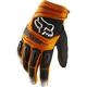 Black/Orange Pawtector Gloves