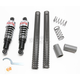 Chrome Slammer Kit - 90/130 Spring Rate (lbs/in) - B28-1003