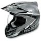 Silver Variant Salvo Helmet