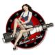 Spark Plug Clock - 65323