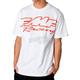 White Mod T-Shirt