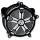 Contrast Cut Venturi Turbo Air Cleaner - 0206-2034-BM