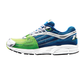 Blue/Green Featherlite Shoes