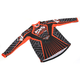 Black/Orange Coldcross Jersey