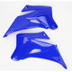 YZ Blue Radiator Shrouds - 2043900003