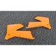 KTM Orange Radiator Shrouds - 2043670237