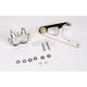 4-Piston Front Caliper Kit - Single Disc - 1230-0017-CH
