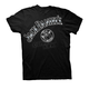 Black Chrome Logo T-Shirt