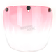 Gradient Pink 3-Snap Shield - 2028916