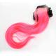 Pink Helmet Pigtails - PYT101