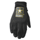 Black U.S. Army Halo Gloves