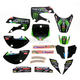 Complete Graphic Kit w/Seat Cover - DK1265T