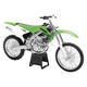 Kawasaki KX250F 2008 1:12 Scale Die-Cast Dirt Bike - 43437