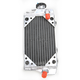 Right X-Braced Aluminum Radiator - MMDBKX450F10RX