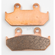 Double-H Sintered Metal Brake Pads - FA124HH