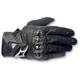 Black Womens Stella 4W SMX-2 Air Carbon Gloves