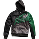 Black/Green Enterprize Sasquatch Zip Hoody