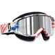Tyrant Snowcross Goggles w/ Thermal Silver Chrome Lens - 227389-3600015