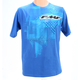 Boys Royal Blue Linex T-Shirt