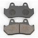 Standard Organic/Carbon Fiber Brake Pads - VD123